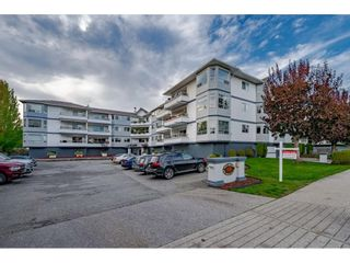 """Main Photo: 103 5377 201A Street in Langley: Langley City Condo for sale in """"Red Maple Place"""" : MLS®# R2627341"""