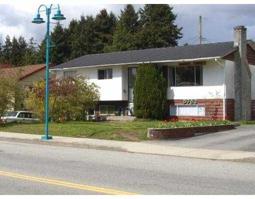 Main Photo: 5782 COWRIE Street in Sechelt: Sechelt District House for sale (Sunshine Coast)  : MLS®# V717967