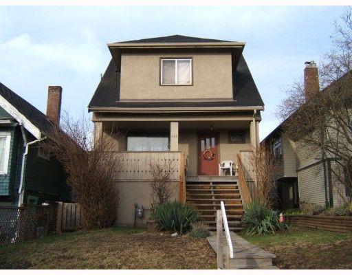 "Main Photo: 625 E 24TH Avenue in Vancouver: Fraser VE House for sale in ""FRASER"" (Vancouver East)  : MLS®# V808781"