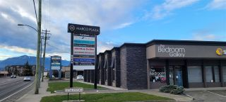 Main Photo: 15 8635 YOUNG Road in Chilliwack: Chilliwack W Young-Well Retail for lease : MLS®# C8037163