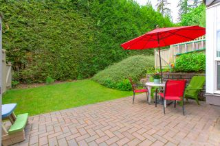 Photo 25: 38 2736 ATLIN PLACE in Coquitlam: Coquitlam East Townhouse for sale : MLS®# R2460633
