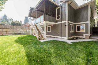 Photo 20: 1031 PALMDALE STREET in Coquitlam: Ranch Park House for sale : MLS®# R2194050