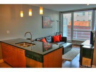 Photo 8: 505 834 Johnson St in VICTORIA: Vi Downtown Condo for sale (Victoria)  : MLS®# 700650