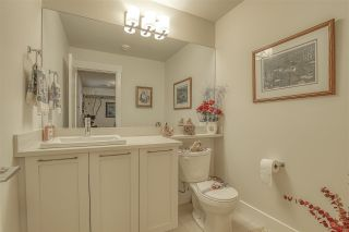 """Photo 17: 48 7979 152 Street in Surrey: Fleetwood Tynehead Townhouse for sale in """"THE LINKS"""" : MLS®# R2489154"""