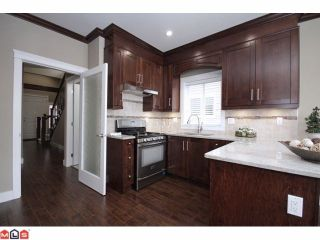 """Photo 5: 21051 80A AV in Langley: Willoughby Heights House for sale in """"Yorkson South"""" : MLS®# F1205658"""