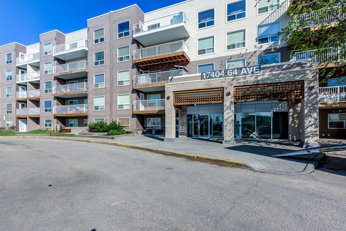 Main Photo: 301 17404 64 Avenue NW in Edmonton: Zone 20 Condo for sale : MLS®# E4245502