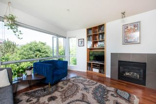 """Photo 9: 202 668 W 6TH Avenue in Vancouver: Fairview VW Townhouse for sale in """"The Bohemia"""" (Vancouver West)  : MLS®# R2596891"""