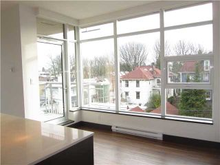 """Photo 7: 404 1088 W 14TH Avenue in Vancouver: Fairview VW Condo for sale in """"COCO"""" (Vancouver West)  : MLS®# V1044068"""