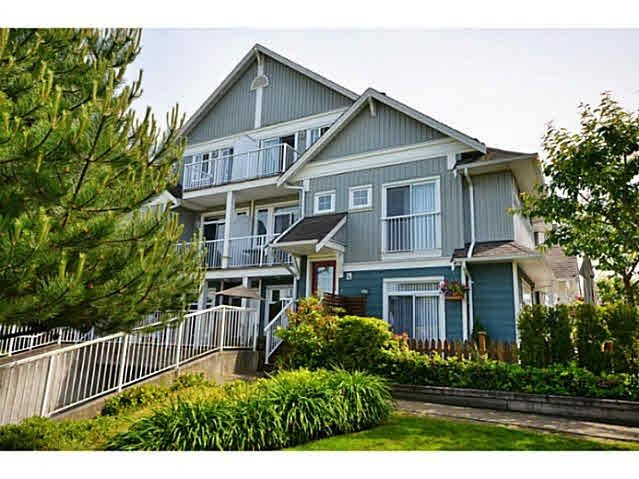Main Photo: 4 6300 London Road in : Steveston South Townhouse for sale (Richmond)  : MLS®# V1023416