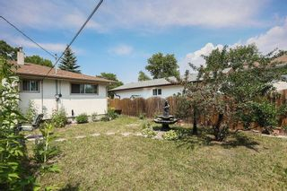 Photo 35: 34 Sansome Avenue in Winnipeg: Westwood Residential for sale (5G)  : MLS®# 202117585