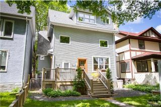 Photo 1: 204 Ruby Street in Winnipeg: Wolseley Residential for sale (5B)  : MLS®# 1713916
