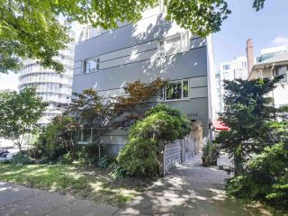 "Photo 5: 201 1595 W 14TH Avenue in Vancouver: Fairview VW Condo for sale in ""Windsor Apartments"" (Vancouver West)  : MLS®# R2488513"