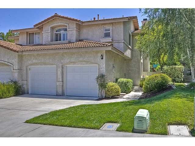 Main Photo: SCRIPPS RANCH Twin-home for sale : 3 bedrooms : 10721 Ballystock in San Diego