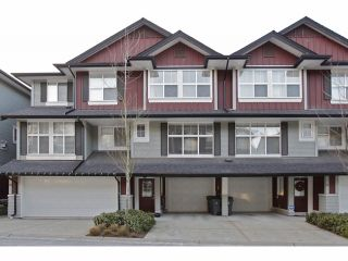 """Photo 2: 11 18199 70 Avenue in Surrey: Cloverdale BC Townhouse for sale in """"AUGUSTA AT PROVINCETON"""" (Cloverdale)  : MLS®# F1326688"""
