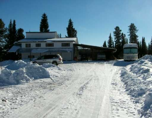 Main Photo: 35385 CHIEF LK Road in Prince George: North Kelly House for sale (PG City North (Zone 73))  : MLS®# N160711