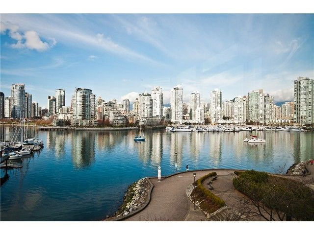 Main Photo: # 516 456 MOBERLY RD in Vancouver: False Creek Condo for sale (Vancouver West)  : MLS®# V1051585