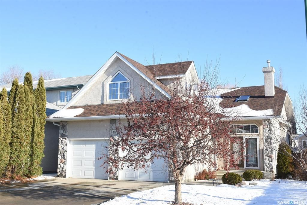 Main Photo: 412 Byars Bay North in Regina: Westhill Park Residential for sale : MLS®# SK796223