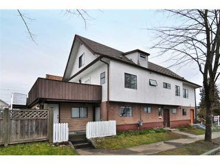 Photo 1: 3191 E GEORGIA Street in Vancouver: Renfrew VE House for sale (Vancouver East)  : MLS®# V866990