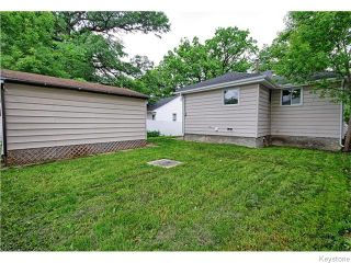 Photo 13: 124 St Vital Road in Winnipeg: Pulberry Residential for sale (2C)  : MLS®# 1614946