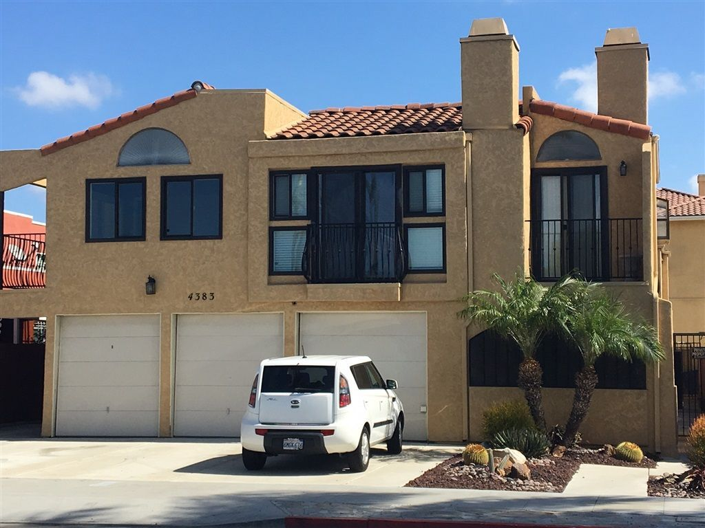 Main Photo: NORTH PARK Condo for sale : 1 bedrooms : 4383 Kansas Street #4 in San Diego