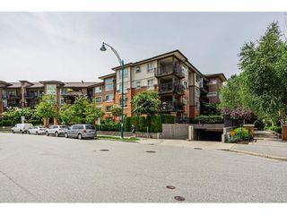 "Photo 34: 415 600 KLAHANIE Drive in Port Moody: Port Moody Centre Condo for sale in ""BOARDWALK"" : MLS®# R2531989"