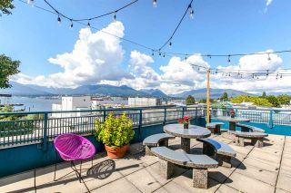 """Photo 20: 420 2001 WALL Street in Vancouver: Hastings Condo for sale in """"CANNERY ROW"""" (Vancouver East)  : MLS®# R2081753"""