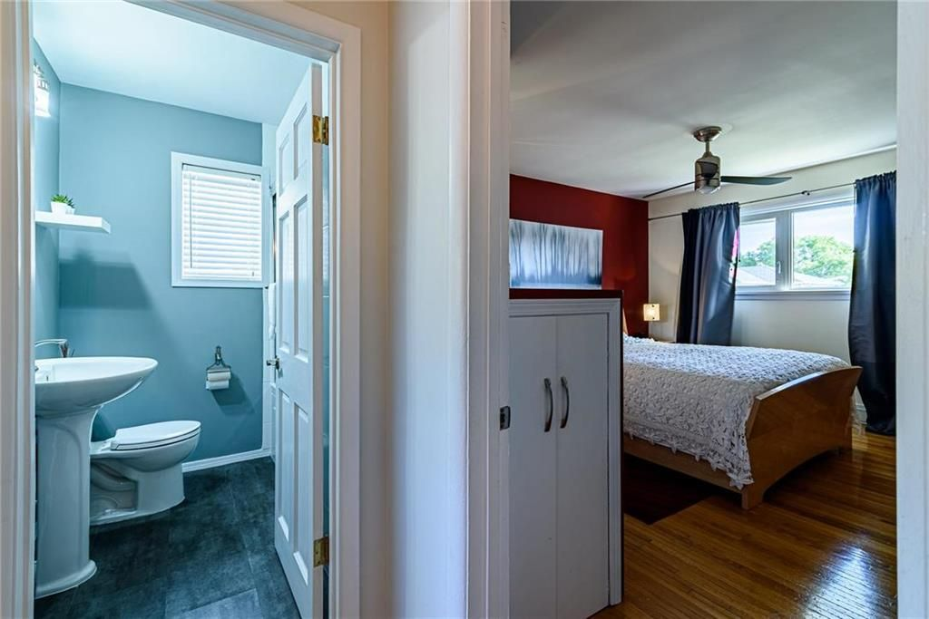 Photo 22: Photos: 603 Fleming Avenue in Winnipeg: Residential for sale (3B)  : MLS®# 202113289
