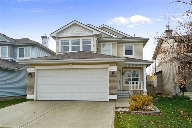 Main Photo: 28 Edwin Crescent in St. Albert: Erin Ridge House for sale : MLS®# E4157201