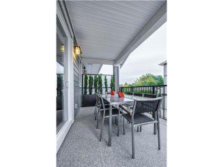 Photo 4: # 32 2138 SALISBURY AV in Port Coquitlam: Glenwood PQ Townhouse for sale : MLS®# V1126902