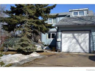 Photo 1: 88 Greensboro Square in Winnipeg: Fort Garry / Whyte Ridge / St Norbert Residential for sale (South Winnipeg)  : MLS®# 1605626