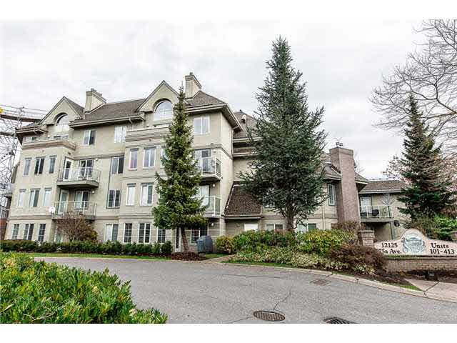 Main Photo: #405 12125 75A AVE in : West Newton Condo for sale (Surrey)  : MLS®# F1430045