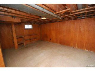 Photo 9: 127 Des Meurons Street in WINNIPEG: St Boniface Residential for sale (South East Winnipeg)  : MLS®# 1516300