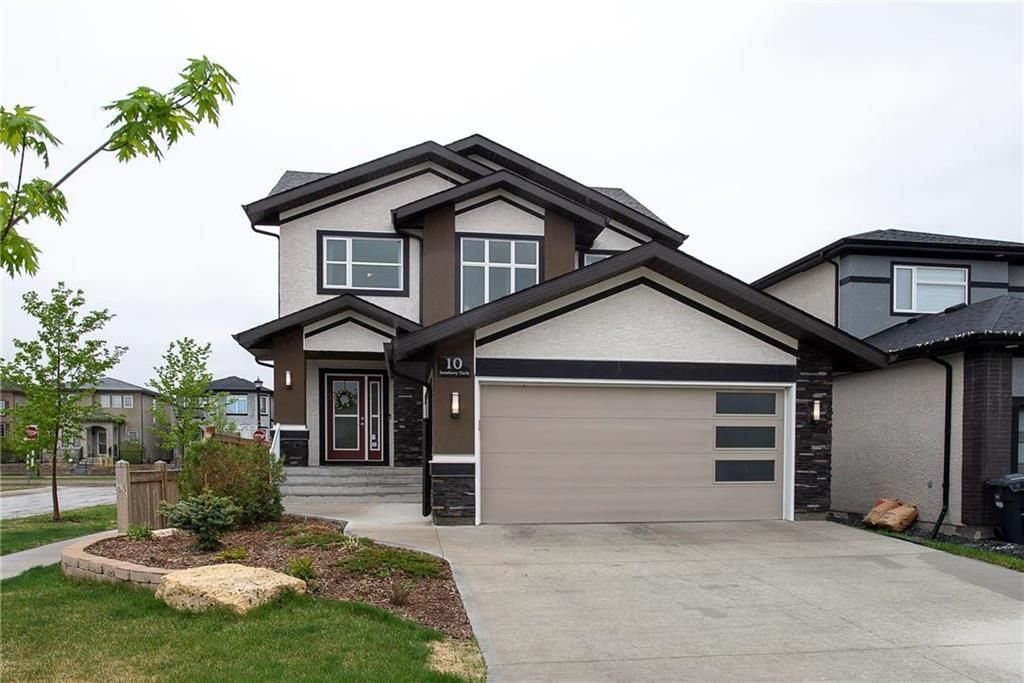 Main Photo: 10 Snowberry Circle in Winnipeg: Sage Creek Residential for sale (2K)  : MLS®# 202111774