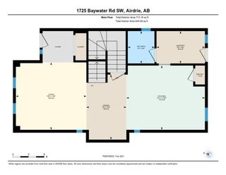 Photo 38: 1725 Baywater Road SW: Airdrie Detached for sale : MLS®# A1071349