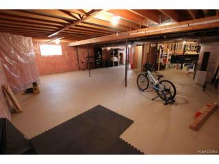 Photo 18: 100 Brian Monkman Bay in WINNIPEG: Windsor Park / Southdale / Island Lakes Residential for sale (South East Winnipeg)  : MLS®# 1415599