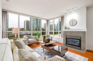 """Photo 3: 706 2088 MADISON Avenue in Burnaby: Brentwood Park Condo for sale in """"Fresco Renaissance Towers"""" (Burnaby North)  : MLS®# R2570542"""