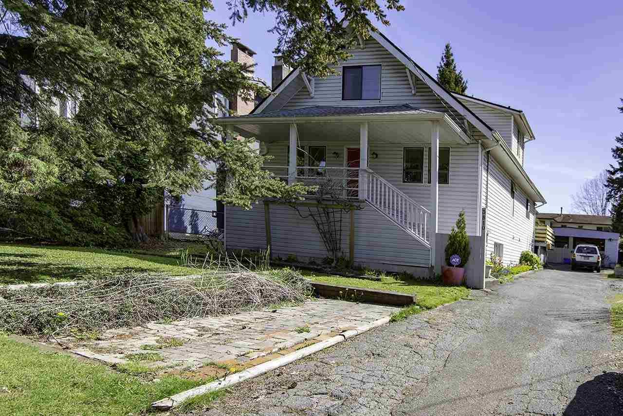 Main Photo: 3810 PHILLIPS AVENUE in Burnaby: Government Road House for sale (Burnaby North)  : MLS®# R2259872