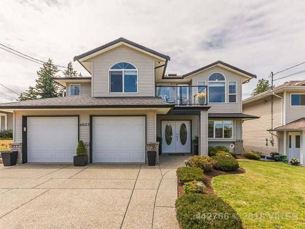 Main Photo: 6025 Brickyard Road Lower in Nanaimo: Residential for rent