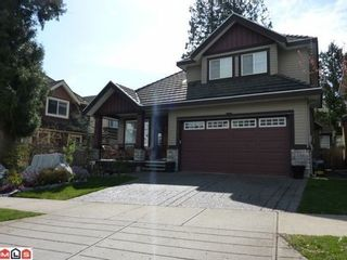 Photo 1: 14978 35TH Ave in South Surrey White Rock: Morgan Creek Home for sale ()  : MLS®# F1109183