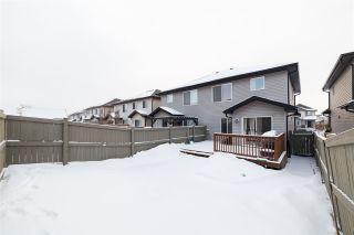 Photo 41: 16529 134 Street in Edmonton: Zone 27 House Half Duplex for sale : MLS®# E4239330