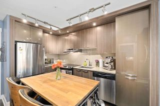"""Photo 3: 214 733 W 14TH Street in North Vancouver: Mosquito Creek Condo for sale in """"Remix"""" : MLS®# R2585098"""