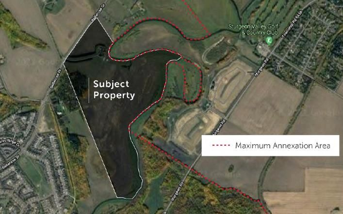 Main Photo: 54229 BELLEROSE Drive: Rural Sturgeon County Land Commercial for sale : MLS®# E4248728