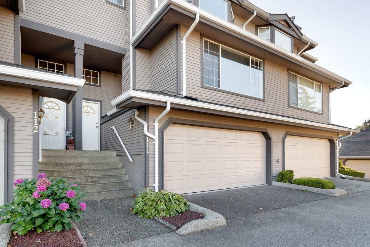 """Main Photo: 111 1140 CASTLE Crescent in Port Coquitlam: Citadel PQ Townhouse for sale in """"UPLANDS"""" : MLS®# R2507981"""