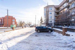 Photo 26: 110 9503 101 Avenue in Edmonton: Zone 13 Condo for sale : MLS®# E4229350