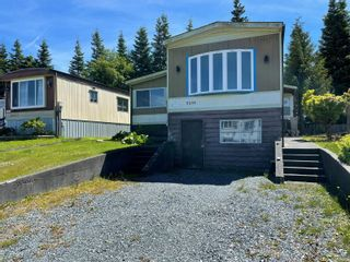 Photo 1: 2033 Chelan Cres in : NI Port McNeill Manufactured Home for sale (North Island)  : MLS®# 879552