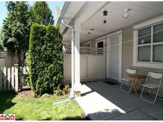"""Photo 10: 28 6450 199TH Street in Langley: Willoughby Heights Townhouse for sale in """"LOGANS LANDING"""" : MLS®# F1019917"""