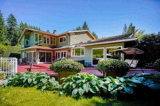 Photo 3: 4632 WOODBURN Road in West Vancouver: Cypress Park Estates House for sale : MLS®# R2591407