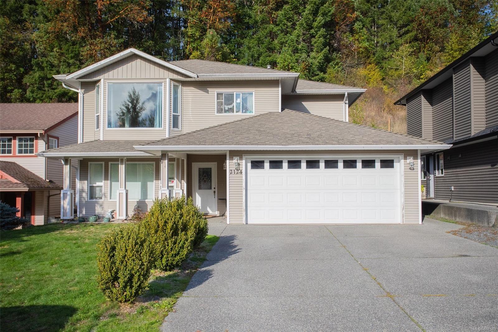 Main Photo: 2124 MOUNTAIN VISTA Dr in : Na Diver Lake House for sale (Nanaimo)  : MLS®# 888189