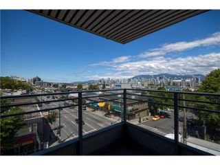 """Photo 9: 405 2520 MANITOBA Street in Vancouver: Mount Pleasant VW Condo for sale in """"VUE"""" (Vancouver West)  : MLS®# V1028189"""