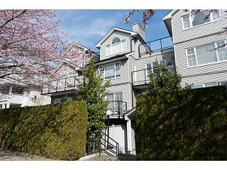 """Photo 18: 306 833 W 16TH Avenue in Vancouver: Fairview VW Condo for sale in """"The Emerald"""" (Vancouver West)  : MLS®# V1063181"""